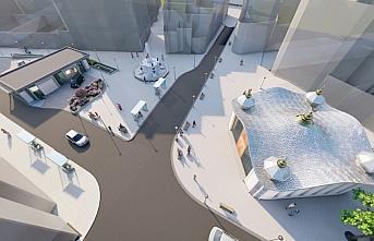 Samsun'da kent merkezinde tarihi doku ortaya çıkacak