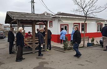 Samsun'da toplu taşıma araçlarının sürücülerine...