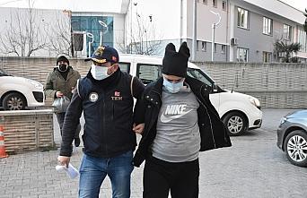 Samsun'daki DEAŞ operasyonunda yabancı uyruklu 14 şüpheli yakalandı