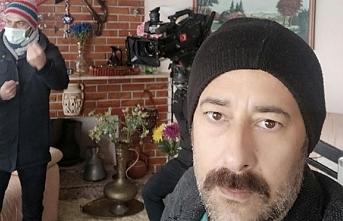 Samsunlu Sanatçı Mehmet Aras Arka sokaklar'a damgasını vurdu!