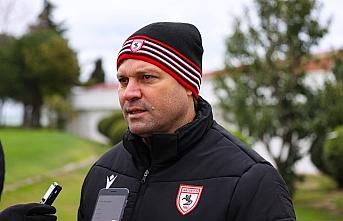 Samsunspor Teknik Direktörü Sağlam: