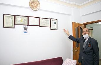 Şehit ailesi evlat acısını müzeyle dindirecek