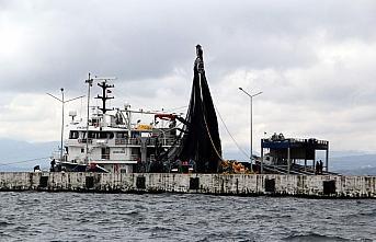 Sinop'ta balıkçılar kısmi hamsi avı yasağının sona ermesini bekliyor