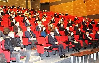 Taşova'da eğitim toplantısı yapıldı