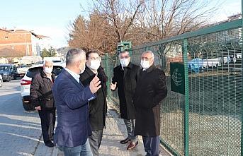 TCDD Sivas Bölge Müdürü Karabey'den Havza ziyareti
