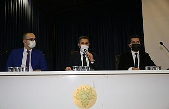 Tokat'ta 2021 yılında suya zam yapılmayacak