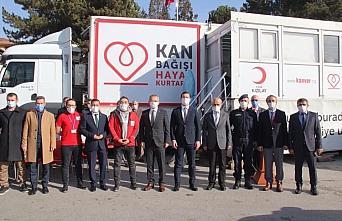 Tosya'da kan bağışı kampanyası düzenlendi