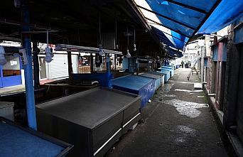 Trabzon'da hamsinin kilogramı 20-25 liradan satılıyor