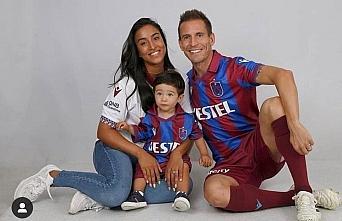 Trabzonspor ile yolları ayrılan Pereira ve eşi...