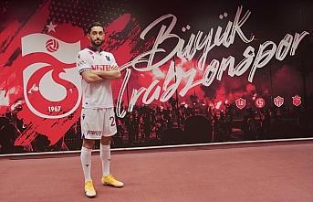 Trabzonspor'un yeni transferi Yunus Mallı'dan taraftarlara mesaj: