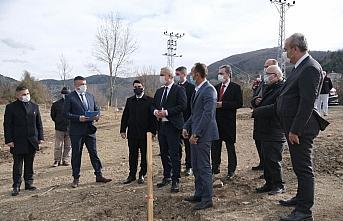 Vali Avni Çakır, Bozkurt ilçesinde incelemelerde...