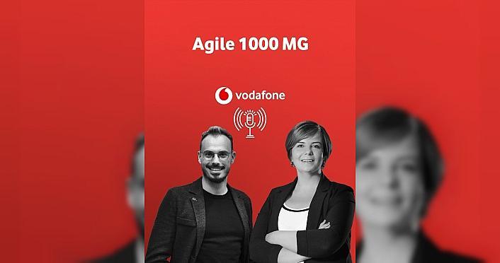 Vodafone, kurumsal akademi dünyasının ilk podcast yayınına imza attı