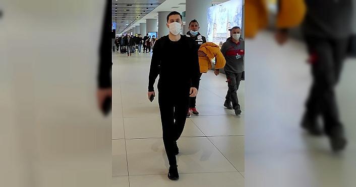 Yunus Mallı, Trabzonspor için Türkiye'de