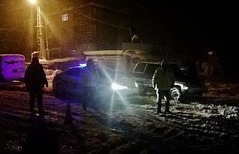 Zonguldak-İstanbul kara yolunda araç geçişine...