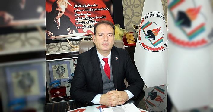 Zonguldak'ta hazırlanan çalışma kitapları öğrencilerin hizmetine sunuldu
