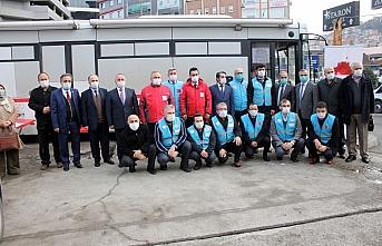 Zonguldak'ta kan bağışı kampanyası düzenlendi