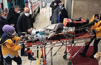 Zonguldak'ta maden ocağındaki iş kazasında bir işçi yaralandı