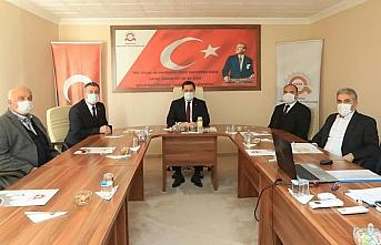 Amasya Valisi Masatlı başkanlığında OSB müteşebbis...