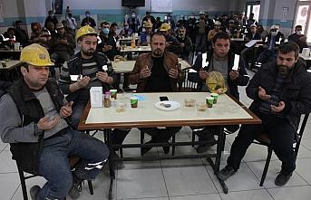 Amasya'da 31 yıl önce ölen 68 maden işçisi anıldı