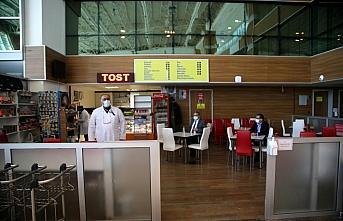 DHMİ havalimanlarındaki kira indirimi işletmecileri...