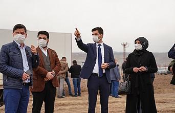 Erbaa'da modern kesimhanenin temeli atıldı