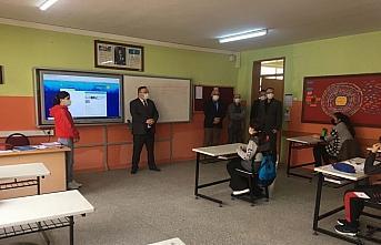 Giresun İl Milli Eğitim Müdürü Tosunoğlu'nun, okul ziyaretleri
