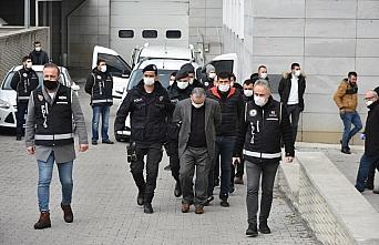 GÜNCELLEME - Samsun merkezli organize suç örgütü...
