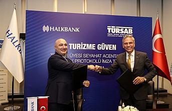 Halkbank'tan
