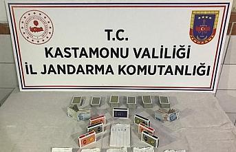 Kastamonu'da kumar oynayan 5 kişiye 23 bin 930 lira...