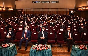 Milli Eğitim Bakanı Ziya Selçuk Çorum'da öğretmenlerle...