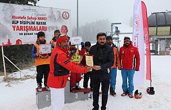 Mustafa Şahap Hancı Alp Disiplini Kayak Yarışmaları,...