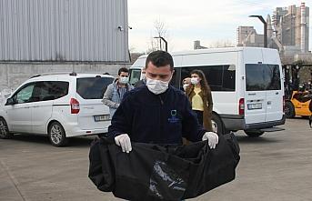 Ordu'da çöp ayrıştırma tesisinde bebek cesedi bulundu