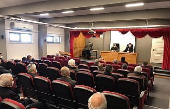 Piraziz'de İdare Şube Başkanları Toplantısı...