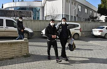Samsun merkezli organize suç örgütü operasyonu: 57 gözaltı