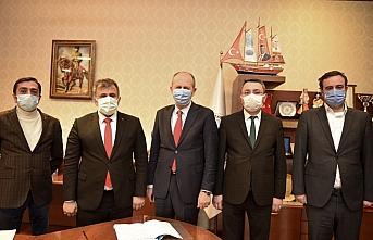 Taşköprü Belediyesinde toplu iş sözleşmesi imzalandı