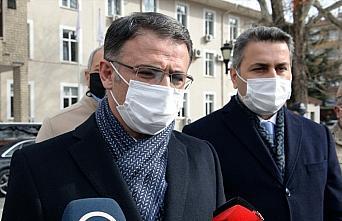 Tokat'ta salgın tedbirleri kapsamında 1 Mart'tan...