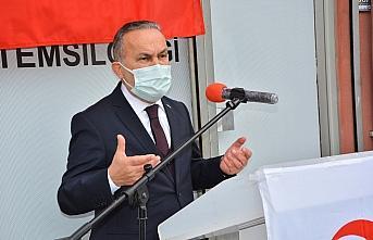 Türk Kızılay Genel Başkan Yardımcısı Turunç:...