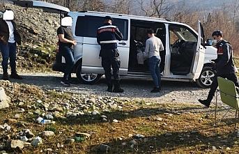 Zonguldak'ta Kovid-19 tedbirlerine uymayan 13 kişiye 22 bin 802 lira ceza verildi