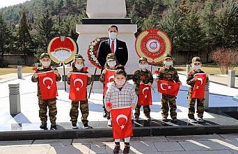18 Mart Şehitleri Anma Günü ve Çanakkale Deniz Zaferi'nin 106. yıl dönümü