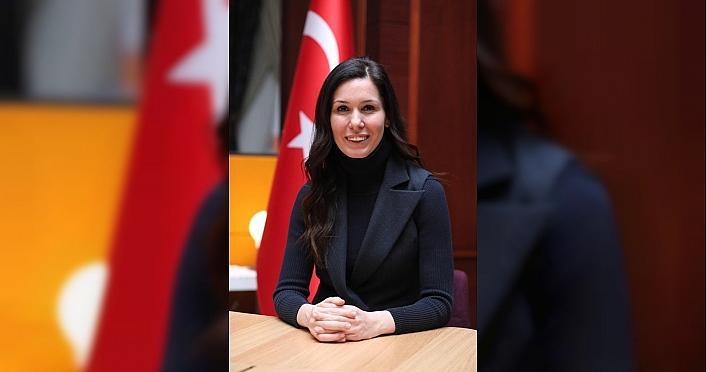 AK Parti Genel Başkan Yardımcısı Çiğdem Karaaslan'dan 8 Mart Dünya Kadınlar Günü mesajı