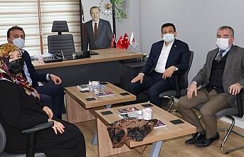 AK Parti Genel Başkan Yardımcısı Hamza Dağ Havza'da...