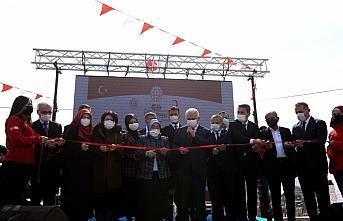 AK Parti İzmir Milletvekili Binali Yıldırım Tokat'taki anaokulunun açılışında konuştu: