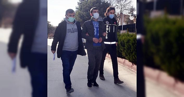 Amasya'da uyuşturucu operasyonlarında yakalanan 2 şüpheliden biri tutuklandı