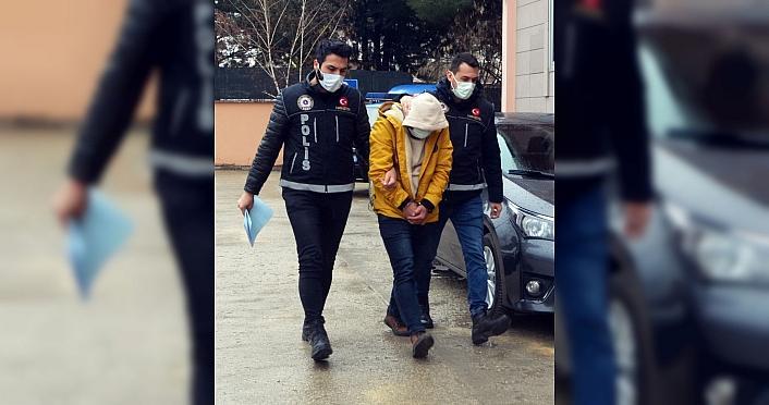 Amasya'da uyuşturucu operasyonunda yakalanan kişi tutuklandı