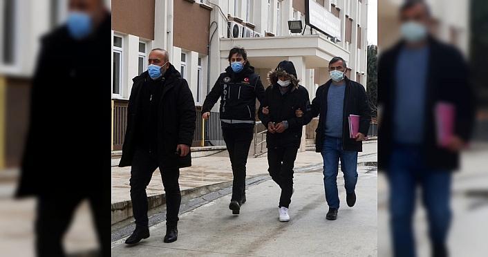 Amasya'daki uyuşturucu operasyonu kapsamında 1 şüpheli...