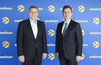 ASELSAN ve Turkcell'den güvenli iletişim için iş...