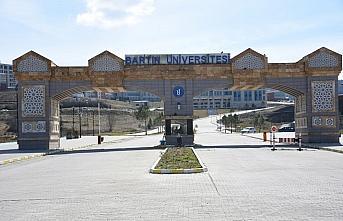 Bartın Üniversitesinde