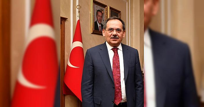 Büyükşehir Belediyesi Başkanı Demir'den 8 Mart Dünya Kadınlar Günü mesajı