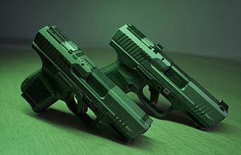 Canik yeni tabanca modeliyle yine 'yılın tabancası' ödülünü Türkiye'ye getirmeyi hedefliyor