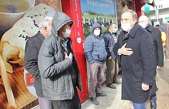 CHP Genel Başkan Yardımcısı Torun, Ordu'da fındık fiyatlarını değerlendirdi: